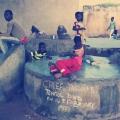Al norte de Ghana